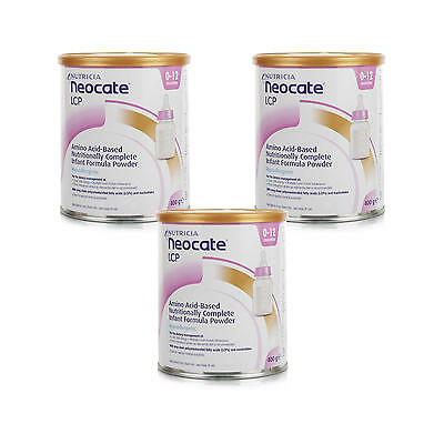 0107570-Neocate LCP 400g - Triple Pack-