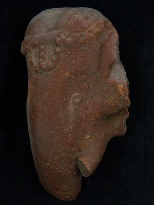 Ancient Teracotta Elephant Head Indus Valley 800 BC #TR891