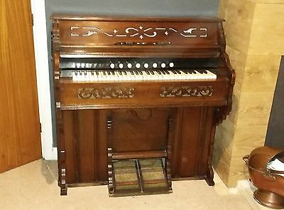 Reed pump organ victorian edwardian Archibald and Ramsden
