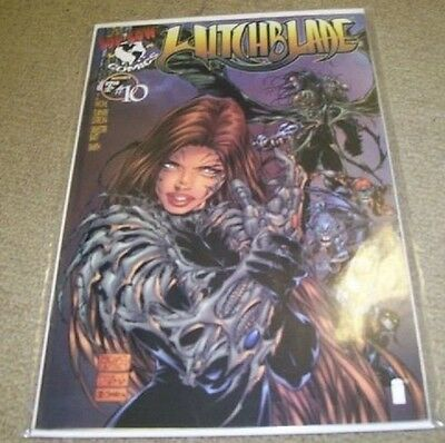 Witchblade (1995) #10.1st appearance of Darkness..Published Nov 1996 by Image
