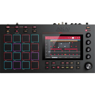 """Akai MPC Live Standalone Production Station Drum Machine w/ 7"""" Touch Screen"""