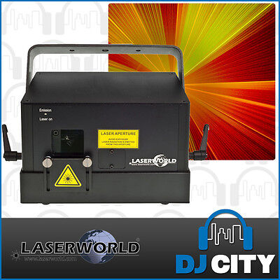 Laserworld Diodes Series DS-1800RGB Analogue Colour Laser 1800mW Full Colour