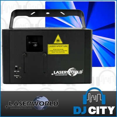 Laserworld Club Series CS-1000RGB Analogue Colour Laser 1000mW Full Colour