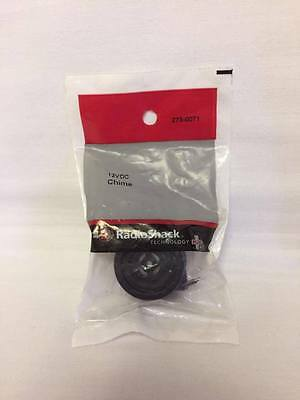 Radio Shack 273-0071 80dB Two-Tone Ding-Dong Bell Chime 6 - 18 Vdc - New Sealed