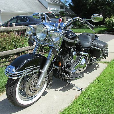 2003 Harley-Davidson Touring  2003 HARLEY DAVIDSON 100TH ANNIVERSARY ROAD KING CLASSIC 5900 MILES 1 Owner wow!