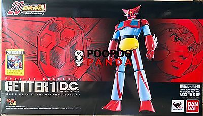 Bandai Soul of Chogokin GX-74 Getter 1 D.C.Television Anime Version IN STOCK USA