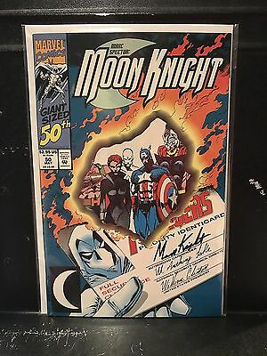 Marc Spector Moon Knight #50 (1989 Marvel) Combined Shipping Deal!