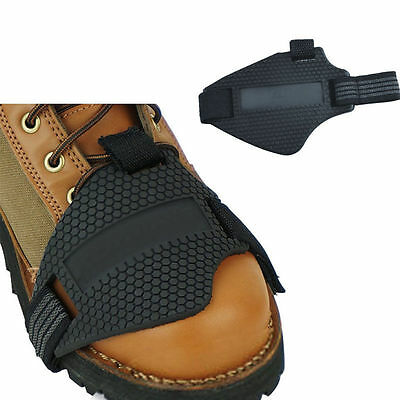 1x Motorcycle Shifter Cover Boot Shoes Protector Shift Guard Protective Gear New