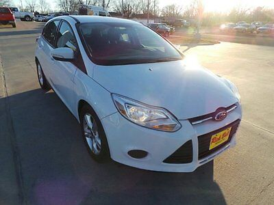 2014 Ford Focus SE 2014 Ford Focus, White with 40929 Miles available now!