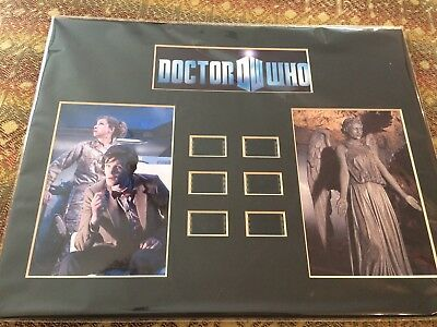 Unusual Doctor Who Plaque With Slides