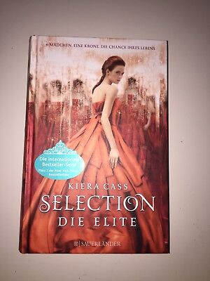 Selection - Die Elite - Kiera Cass (Band 2)
