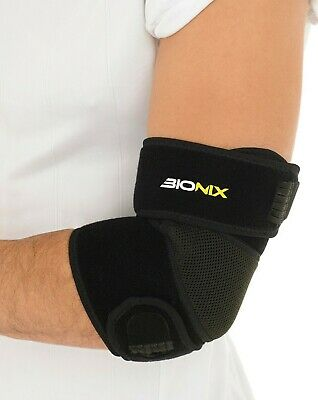 Adjustable Elbow Support Neoprene Brace Arthritis Bandage Tennis Sleeve Strap