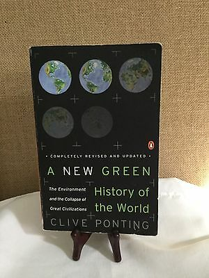 Clive Ponting - A New Green History of the World Paperback