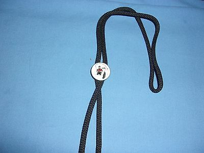 Vintage Fishing Lure Western Style Bolo Tie