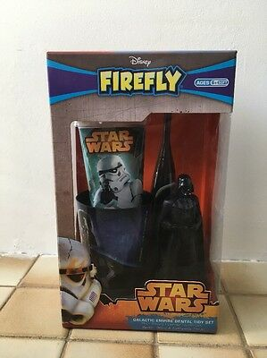 STAR WARS Firefly, Death Vader STAND GALACTIC EMPIRE