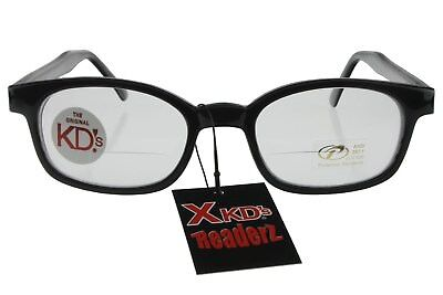26442bc6e4c X KD s Readers Bifocal Glasses Readerz Clear Motorcycle Sunglasses 2.00  19200