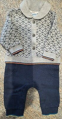 Bake by Ted Baker Boys Babygrow - Age 3-6 months