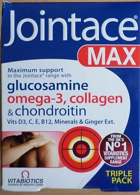 Pack of Vitabiotics Jointace Max Tablets - 84 Tablets/Capsules