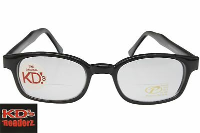 b4ac7c468627 KD's Readers Bifocal Glasses Readerz Clear Tint Motorcycle Sunglasses 2.00  29200