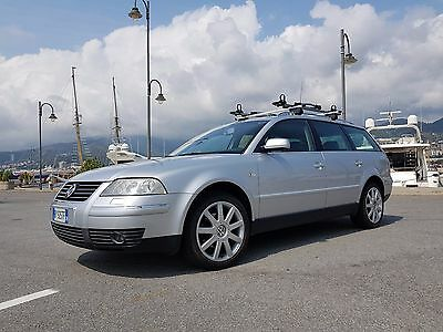 Vw Passat Variant Highline 1.9 Tdi 130Cv 6 Marce 4Motion (Trazione Integrale)