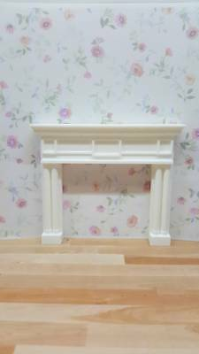 Dollhouse Fireplace Miniatures 1/48 Scale