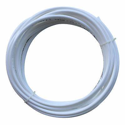 """VYAIR 1/4"""" White Pipe & Tube for Reverse Osmosis, Water Filters, Pneumatic Air"""
