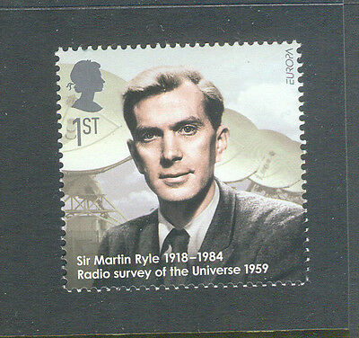 Sir Martin Ryle-Radio Survey-Scientist-Great Britain mnh-2009