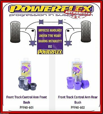 Powerflex Front Control Arm Kit For PFF46-601/602 For Mercedes C Class W202