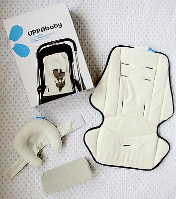 UppaBaby Infant Snugseat Snug Seat Insert for Vista and Cruz - Excellent Cond