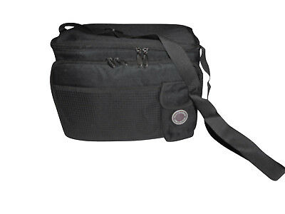 Insulated Lunch bag Cooler,Water proof 600 denier, front pocket holds 12 Cans.