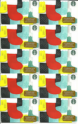 Starbucks Gift Cards (Lot Of 100) Resellers/trader Lot #3