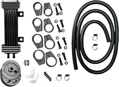 Jagg Oil Coolers Oil Cooler Kit Deluxe 0713-0110