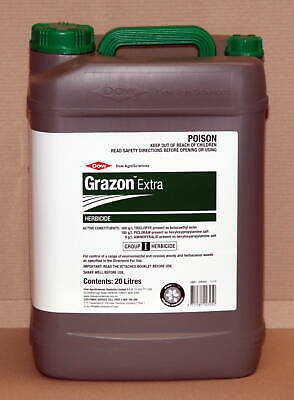 GRAZON EXTRA HERBICIDE 20-Litre (Triclopyr, Picloram & Aminopyralid)