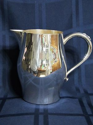 Vintage Paul Revere Silver Plated Reproduction 6.62 inch Pitcher Oneida USA