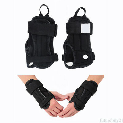 skiing roller skating Protective Gear Glove Wrist Support Guard Pads Brace YH3