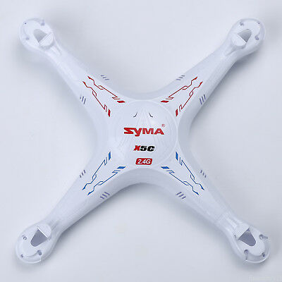 Main Body Shell Replacement FOR RC Syma X5C ExplorersPart X5C for X5Cquadcopter