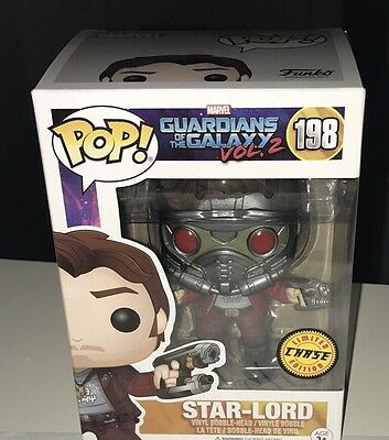 Star Lord Chase Pop Vinyl