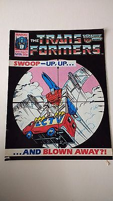The Transformers Issue 76 UK Comic