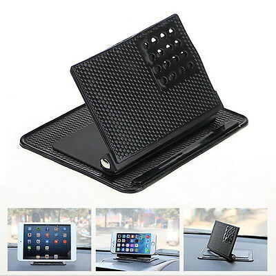 Car Dashboard Mobile Phone Holders Dashboard Sticky Pad Mat Anti-slip Mat