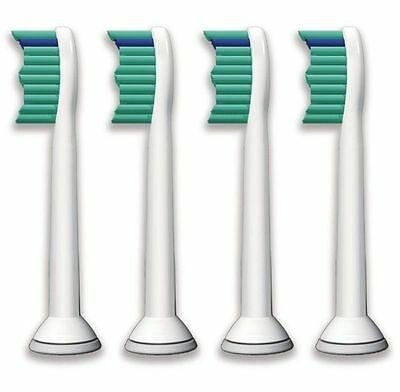 4PCS Toothbrush Head Sonic Replacement Brush Heads for Philips Sonicare HX6014