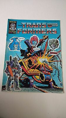 The Transformers Issue 87 UK Comic