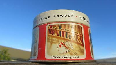 1960's Circa Helena Rubinstein Silk Screen Complexion/Face Powder Blended with P