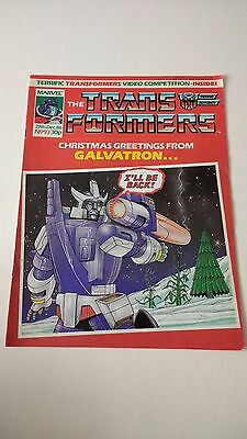 The Transformers Issue 93 UK Comic