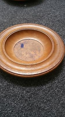 """VINTAGE WOODEN BOWL 10.5"""" Diameter VGC🌸 7 to choose from (3)"""