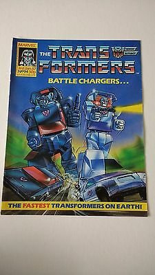 The Transformers Issue 94 UK Comic