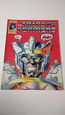 The Transformers Issue 101 UK Comic