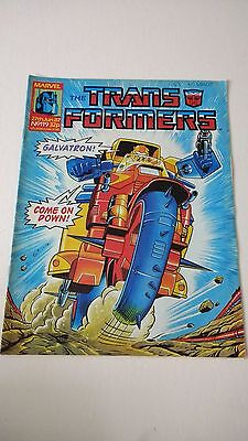 The Transformers Issue 119 UK Comic