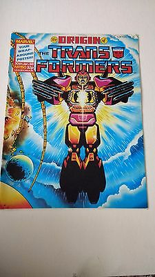 The Transformers Issue 150 UK Comic