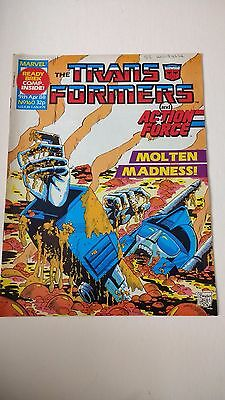 The Transformers Issue 160 UK Comic