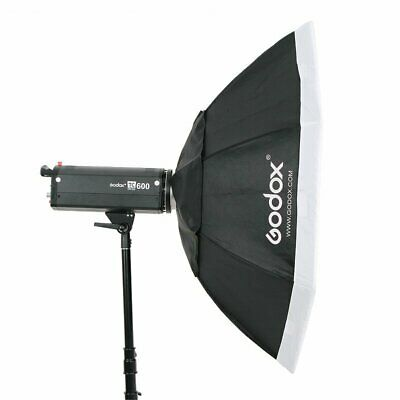 "UK 95cm 37""Godox Octagon Softbox With Bowens Speed Ring for Studio Strobe Flash"